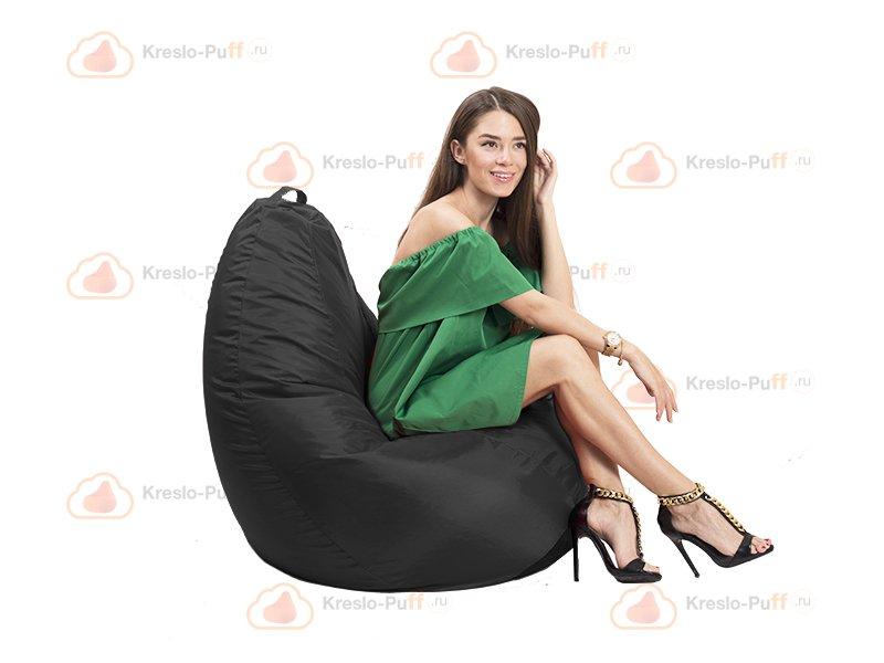 Кресло-груша MAXI Oxford черный 1