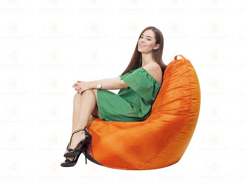Кресло-груша MAXI Oxford оранжевый 1