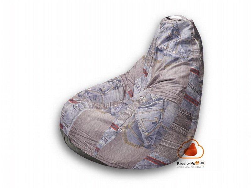 Кресло-груша MAXI Jeans
