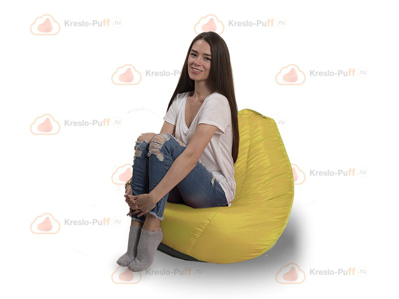 Кресло-груша MINI Oxford 420D