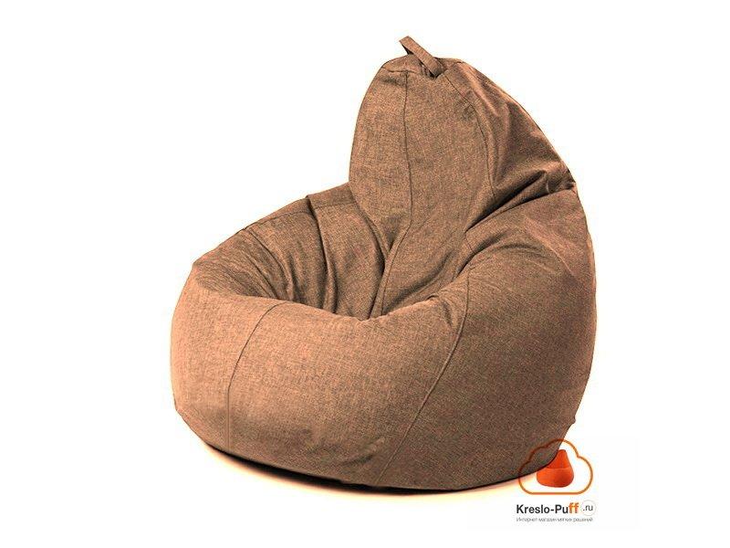 Кресло-груша Comfort DENDY бежевый
