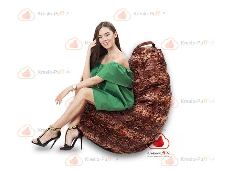 Кресло-груша Comfort PITON бежевый 1