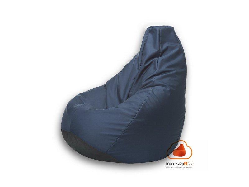 Кресло-груша MAXI Oxford индиго