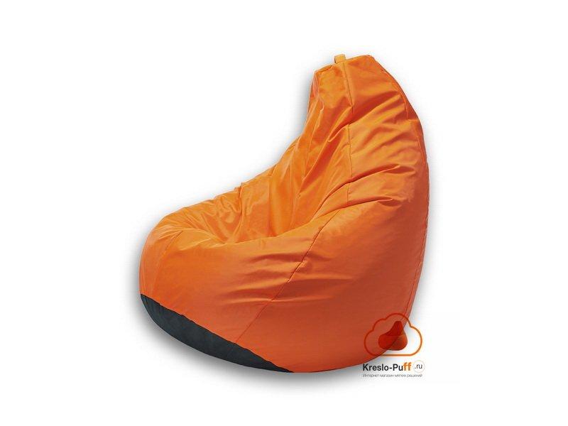 Кресло-груша MAXI Oxford оранжевый