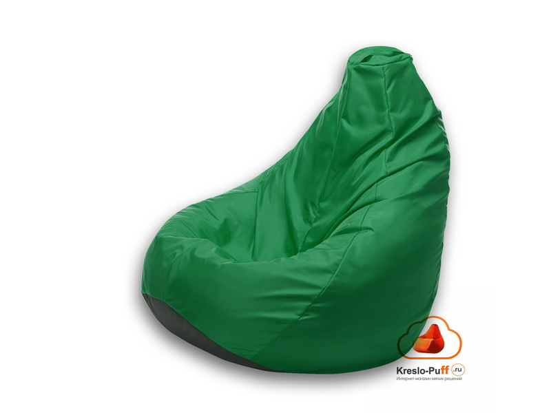 Кресло-груша MAXI Oxford зеленый