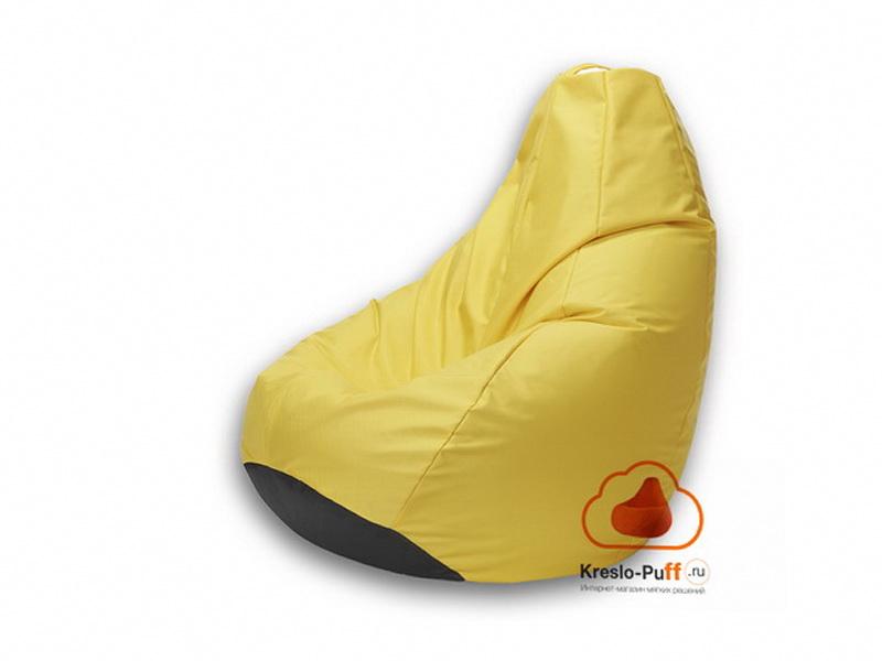 Кресло-груша MAXI Oxford желтый