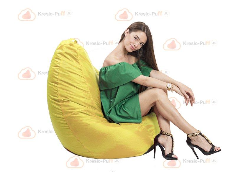 Кресло-груша MAXI Oxford желтый 1