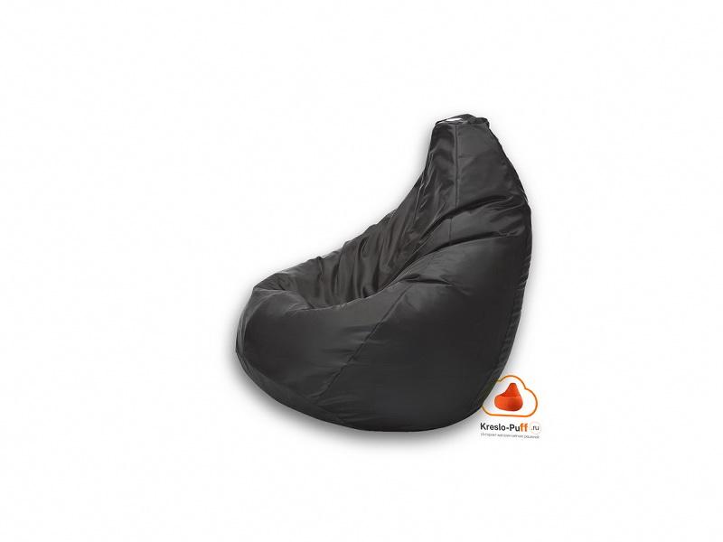 Кресло-груша MINI Oxford черный