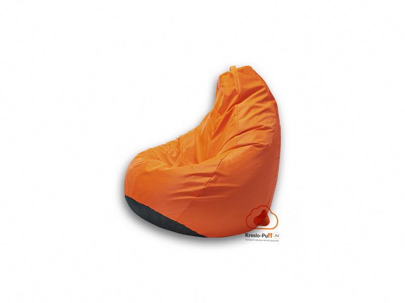 Кресло-груша MINI Oxford оранжевый