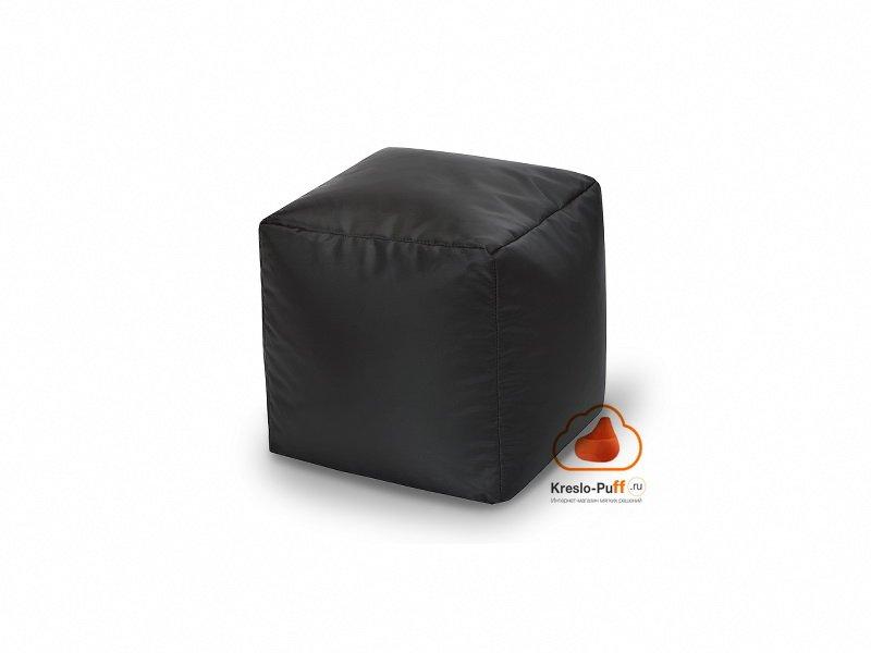 Кресло-мешок Пуфик кубик черный