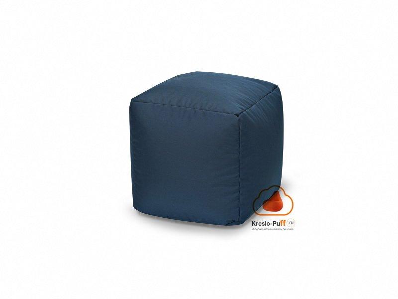 Кресло-мешок Пуфик кубик индиго