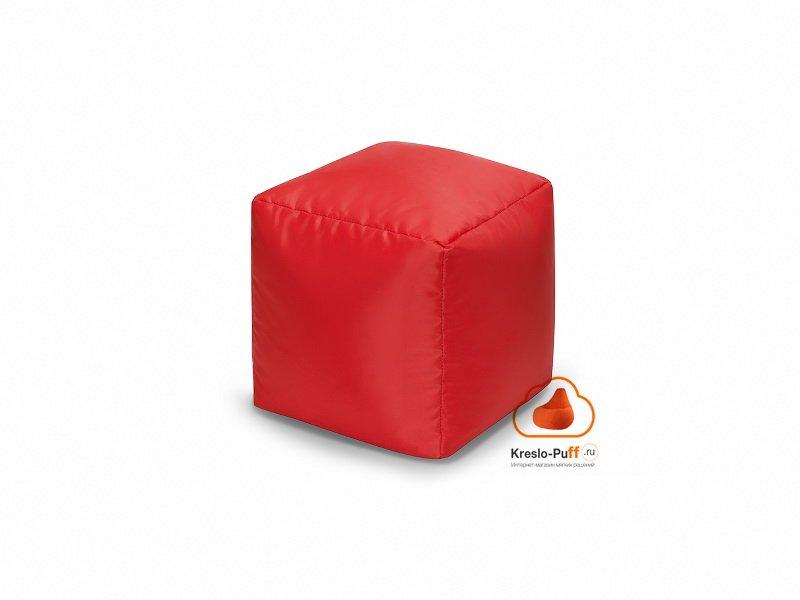 Кресло-мешок Пуфик кубик красный
