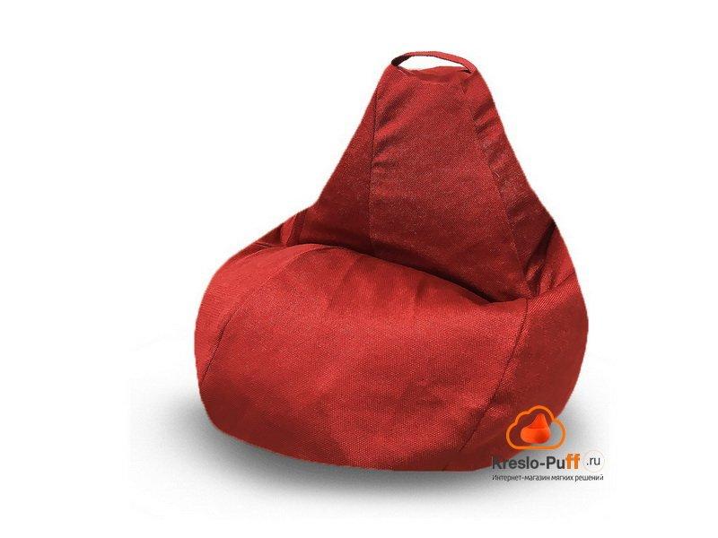 Кресло-груша Maxi Soti красный