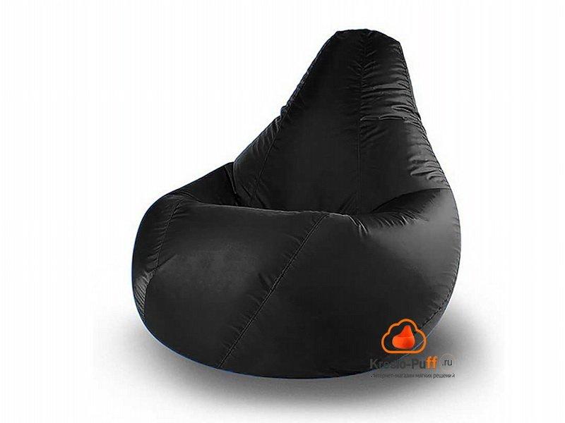 Кресло-груша Super Oxford черный