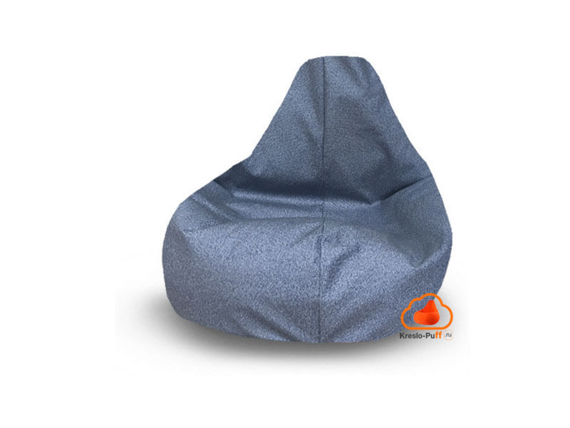 Кресло-груша Comfort Toledo синий
