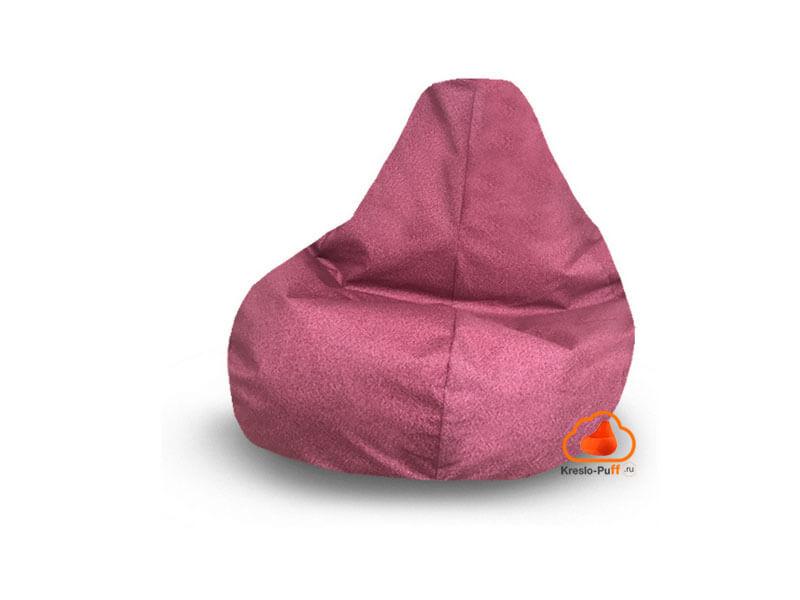 Кресло-груша Comfort Toledo бордовый