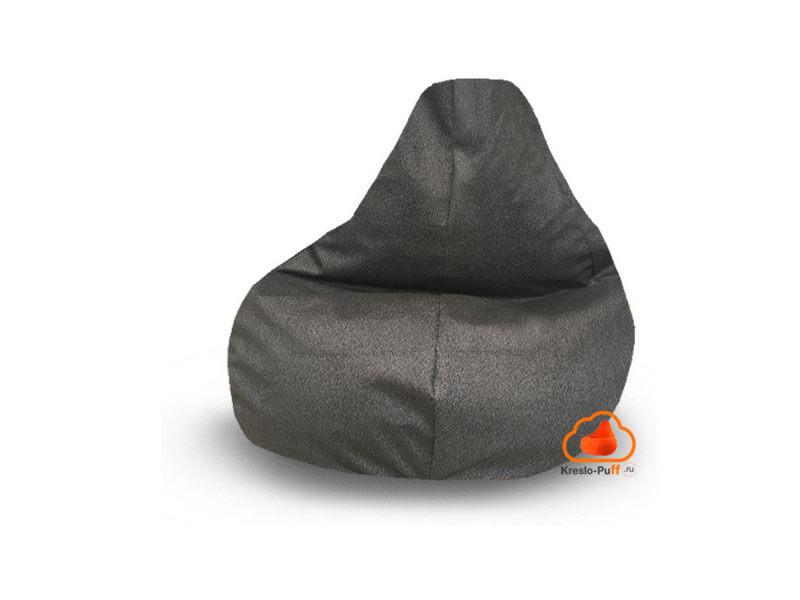 Кресло-груша Comfort Toledo серый