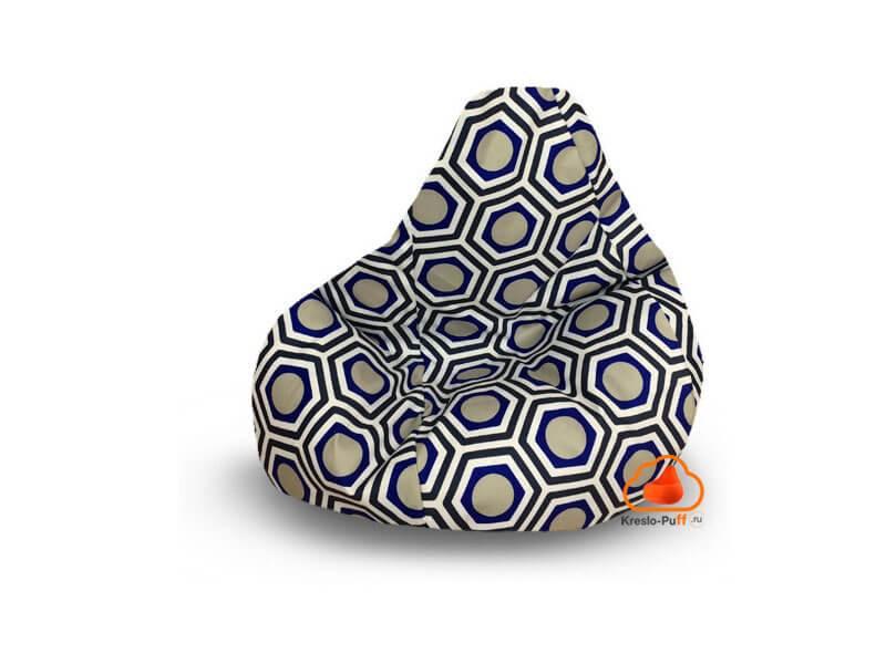 Комплект чехлов кресло-груша Comfort Vitrage
