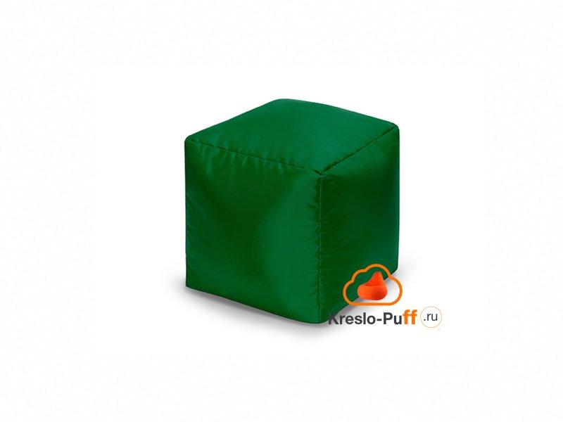 Кресло-мешок Пуфик кубик - зеленый