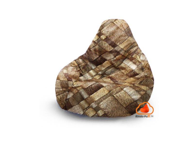 Кресло-груша Comfort Невада - коричневый