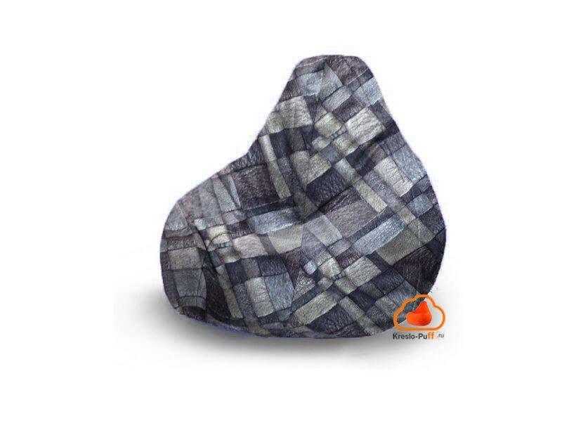Кресло-груша Comfort Невада - светло-коричневый