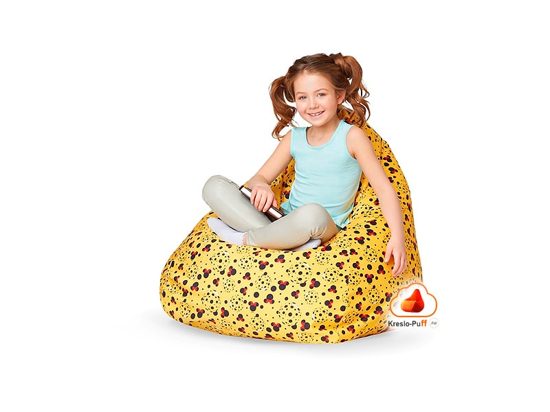 Кресло-груша Kids – Minniе Mouse