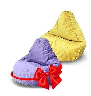 2 по цене 1-го Кресло-груша Comfort Hippo