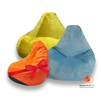 2 Кресла-груши Comfort Stars кресло Mini в подарок